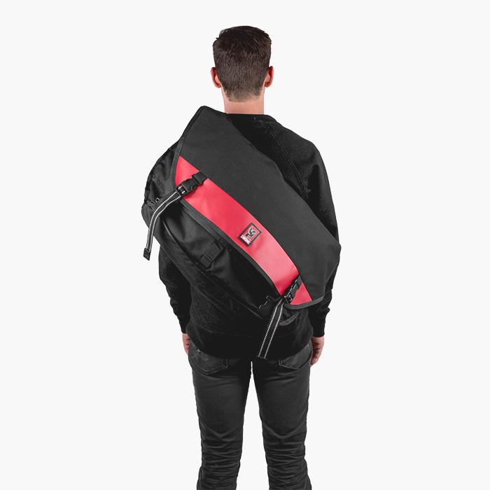 Metropolis Messenger Bag Style