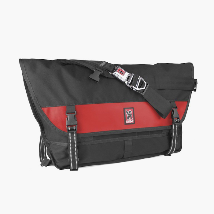 Metropolis Messenger Bag
