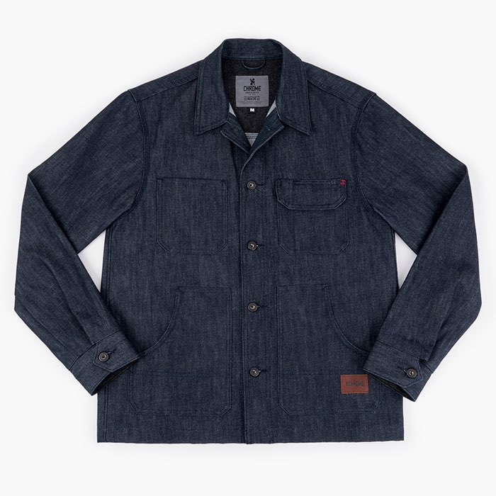 Wyatt Collection Chore Coat