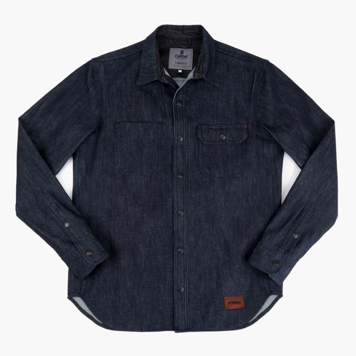 Wyatt Collection Work Shirt
