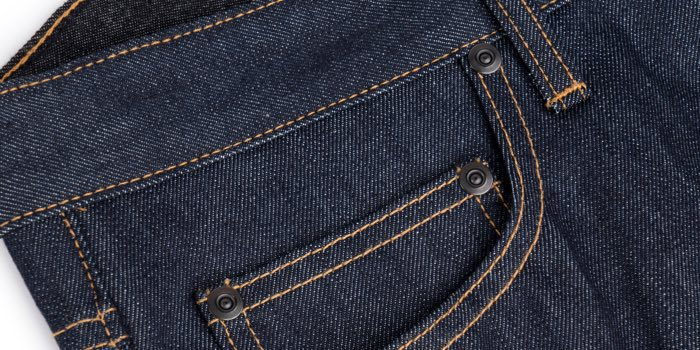 Wyatt Collection Five Pocket Jeans 2